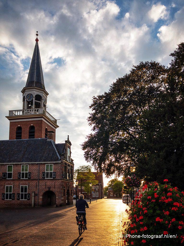 iPhone HDR foto van appingedam. iPhone 8 Plus foto's