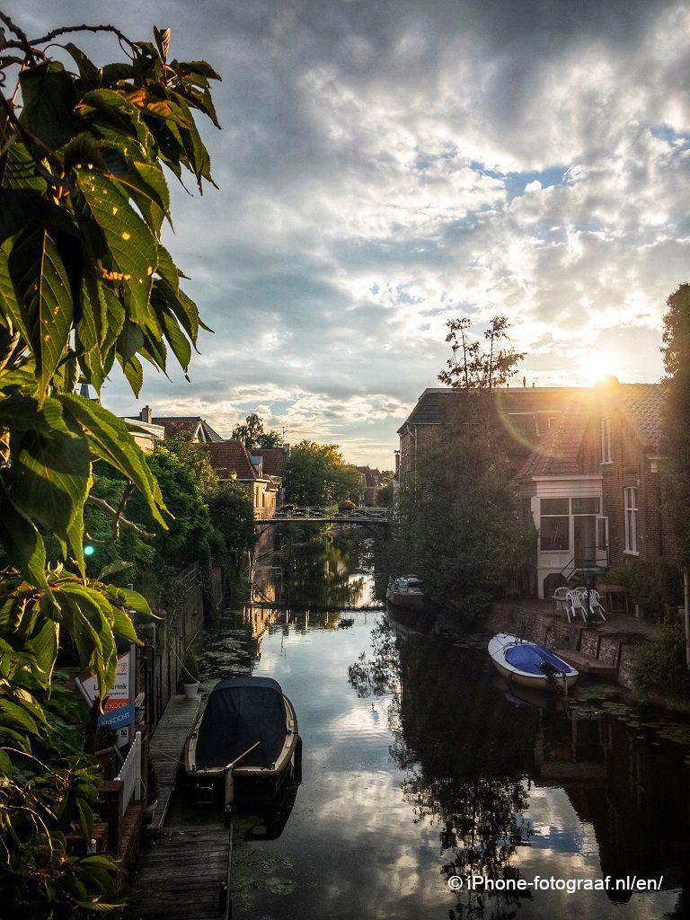 iPhone HDR photo of appingedam