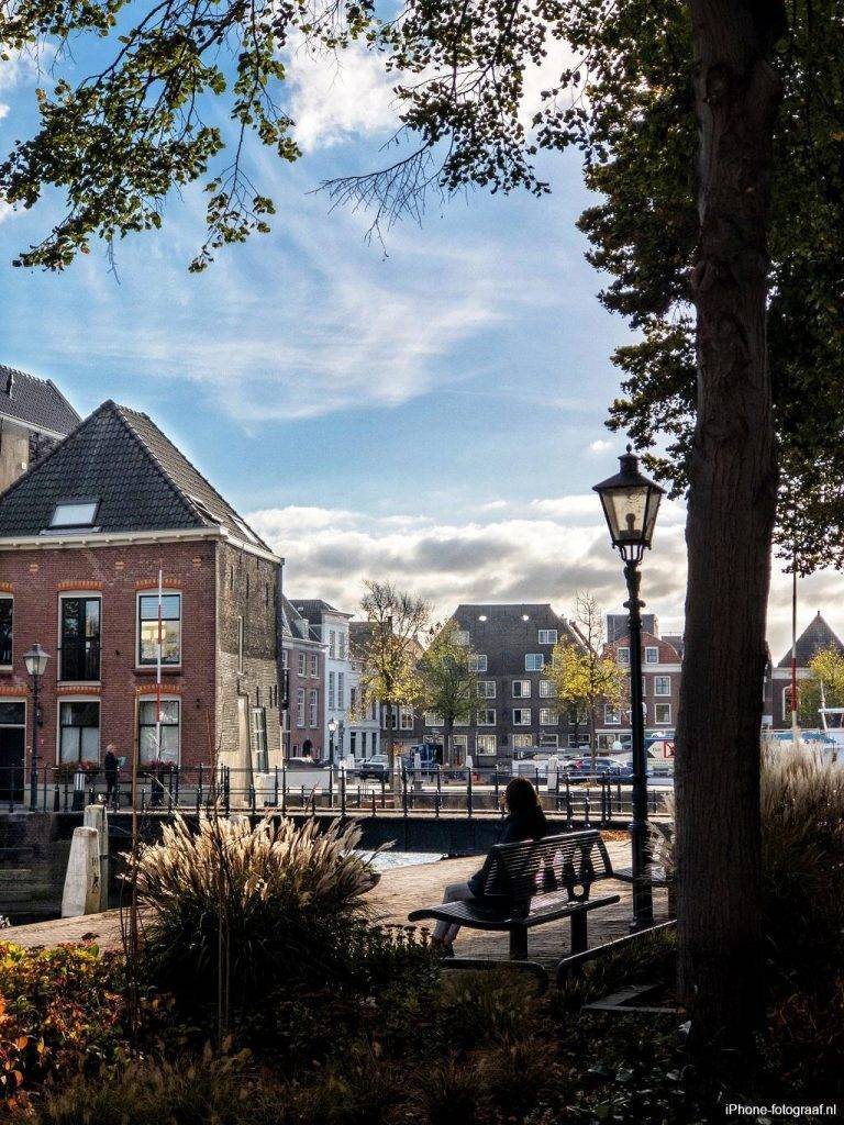 Photo of Dordrecht made with the iPhone 8 Plus.