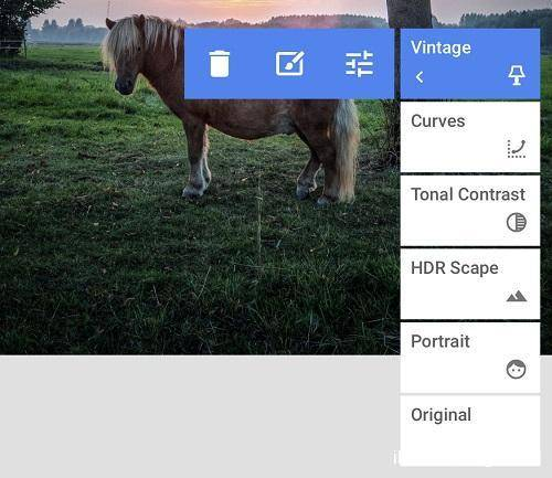 How to add vignetting to your photos with Snapseed