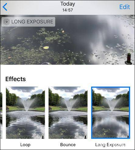 Shoot waterfalls and fountains with an iPhone and a long exposure