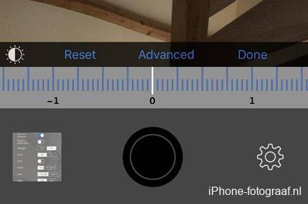 Cortex Cam settings