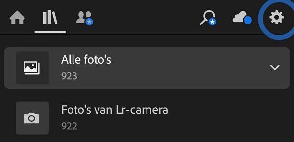 Een watermerk toevoegen aan je iPhone foto's met Lightroom CC Mobile.