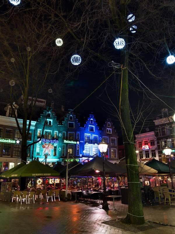 Een nachtfoto gemaakt met de iphone camera app voor nachtfotografie Cortex Cam
